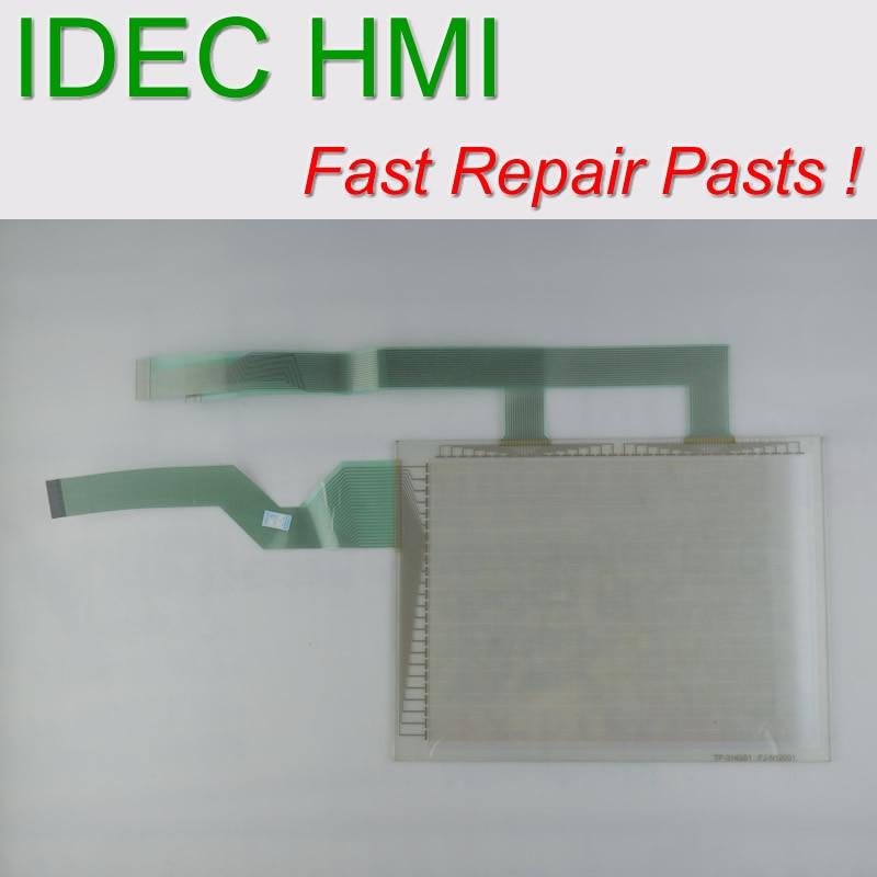HG3F-FT22TF-W اللمس الزجاج ل شركة إربد آلة HMI المشغل لوحة إصلاح ~ تفعل ذلك بنفسك ، دينا في المخزون