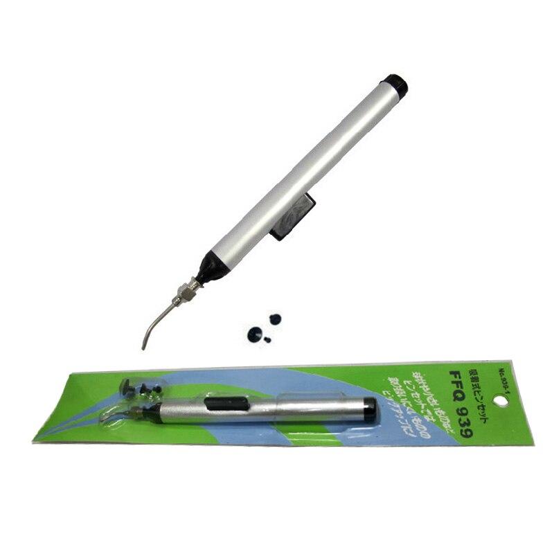 Bolígrafo de succión al vacío FFQ 939, IC, herramienta de fácil recogida FFQ-939 SMD SMT BGA, herramienta de mano para retrabajo de soldadura, bga