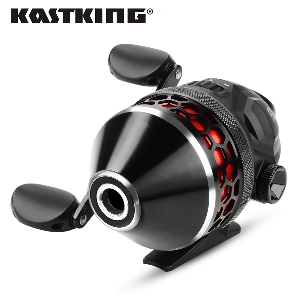 KastKing  Aluminum Honeycomb Design Graphite Frame Fishing Coil Fishing Reel 4.0:1 Gear Ratio 5+1 Ball Bearing 5kg Drag