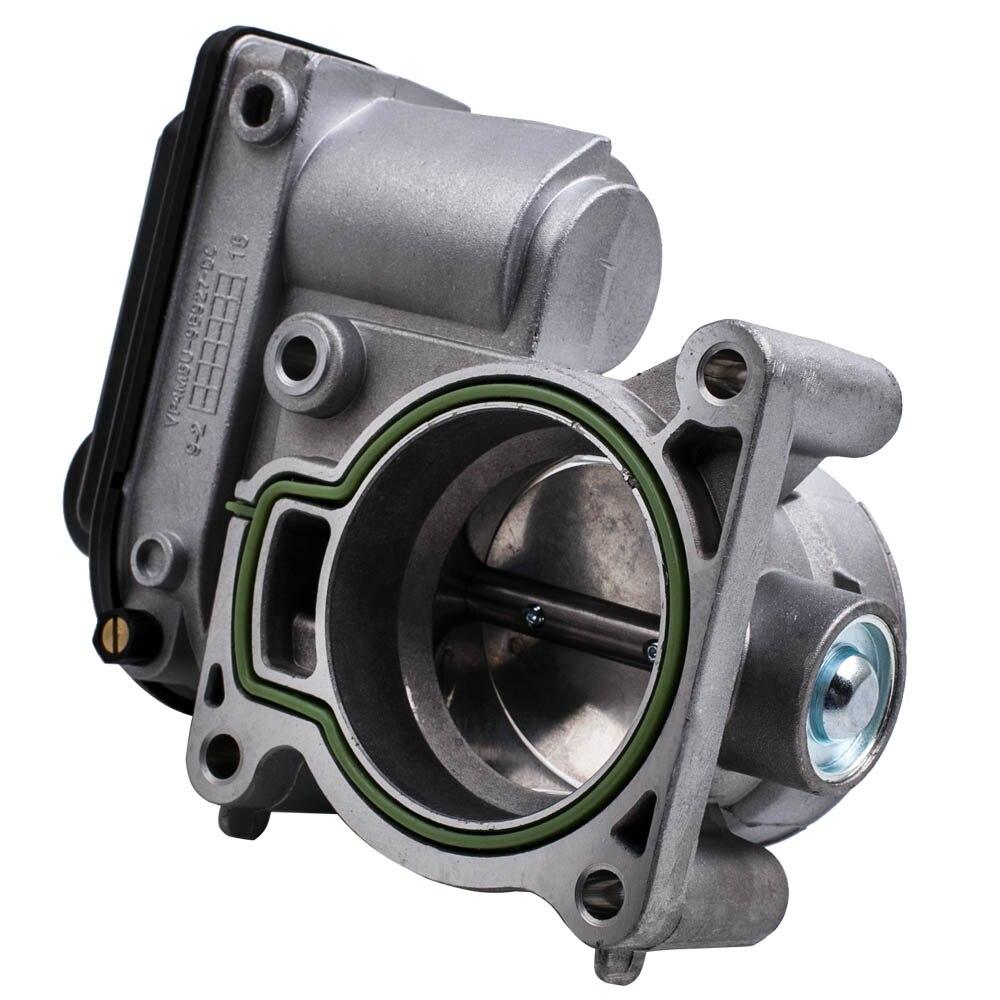 Cuerpo del acelerador de inyección de combustible para Ford Focus 2,0 T 2.0L 1252882 1330253, 4M5G9F991FA 1537636