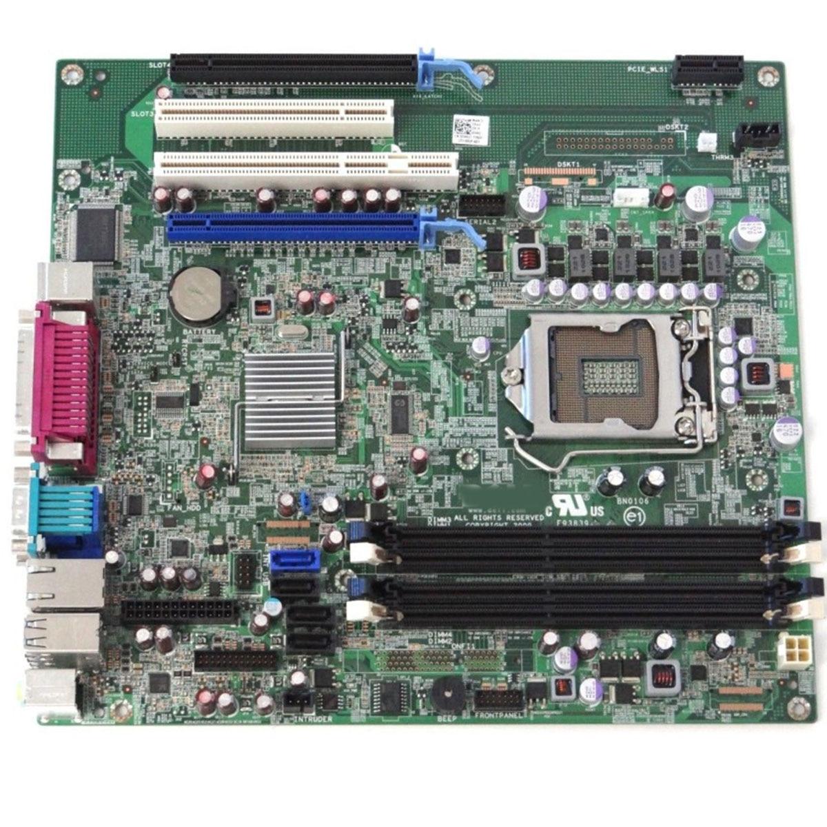 اللوحة الأم لجهاز Dell Optiplex 980 MT DT LGA 1156 DDR3 D441T 0D441T 0D438T