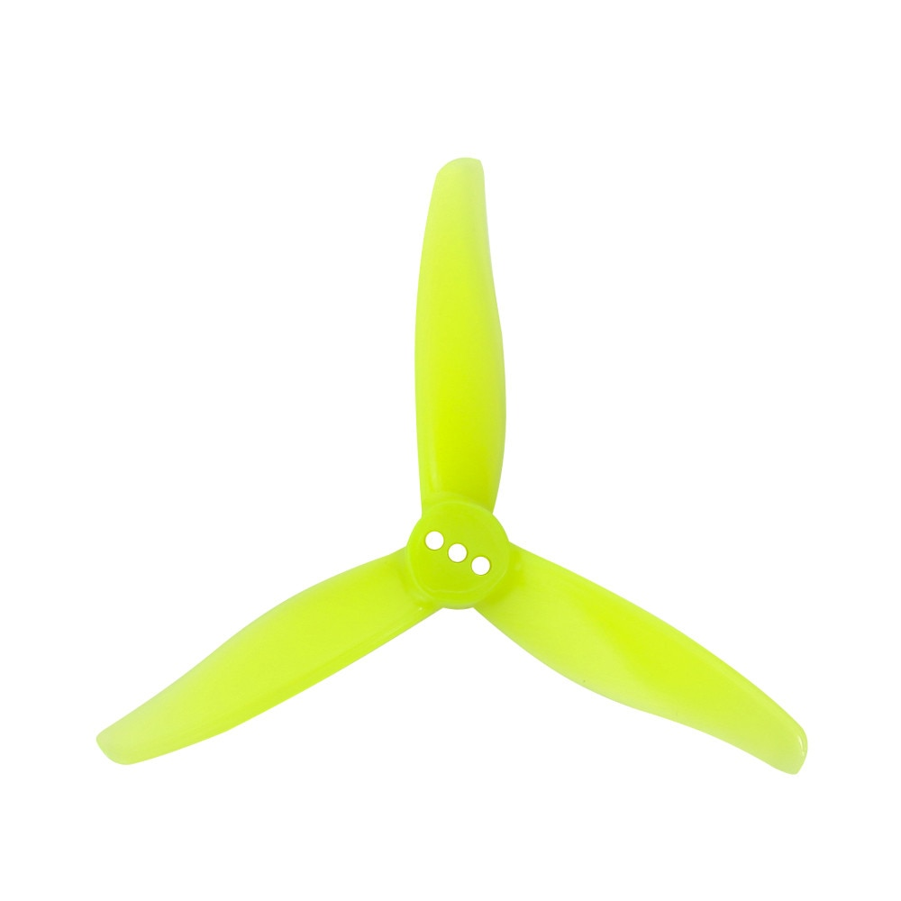 16pcs/32pcs Gemfan Hurricane 3016 3-blade PC Propeller 1.5mm/2mm Hole for RC T-Mount motor FPV Toothpick Drone Quadrotor enlarge