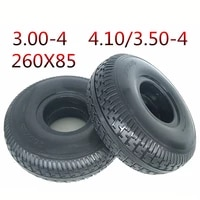 high quality pneumatic tire 4 103 50 4 warehouse trolley geriatric scooter tire 10 inch replacement parts