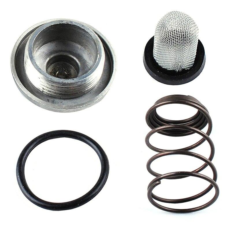 GY6 50cc до 150cc 125/150 детали двигателя вилка мопед масляный фильтр сливной винтовой самокат для Baotian Benzhou Znen Taotao