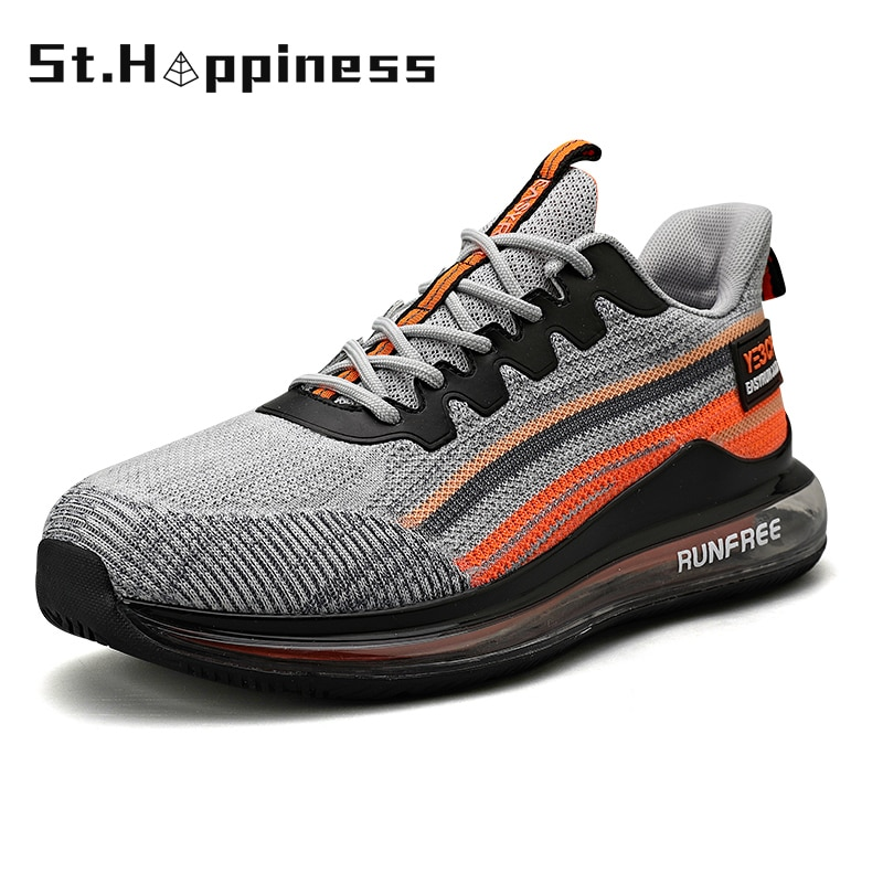 2021 Summer Men Running Shoes Fashion Trainers Sport Outdoor Walkng Jogging Couple Trainer Athletic Male Sneakers