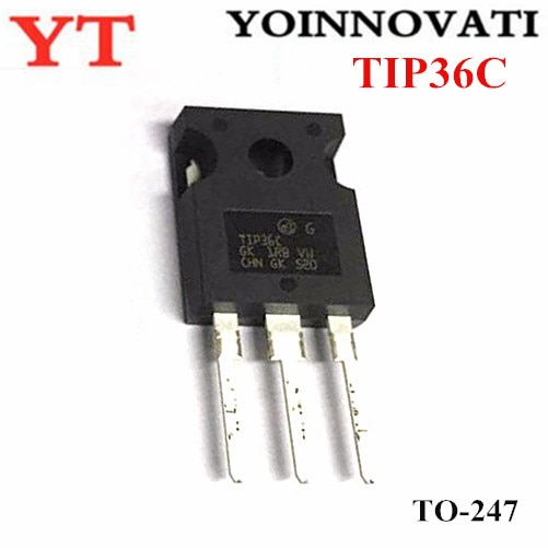 10 Uds TIP36C TIP36-247 mejor calidad