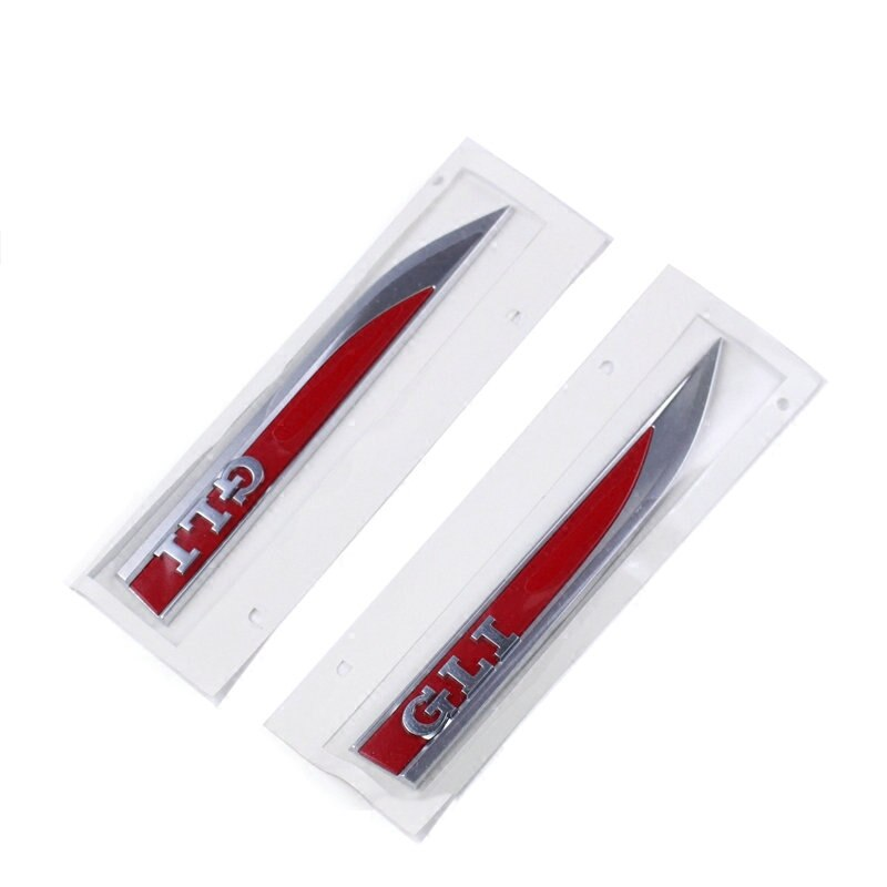 Zastosuj do Jettae GLI GLI tabliczka z listkami etykieta strona boczna logo Auto logo 5C6 853 688
