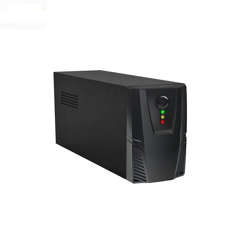 400/500/650/800/1000Va UPS حاليا الكمبيوتر المنزلي إمدادات الطاقة غير المنقطعة