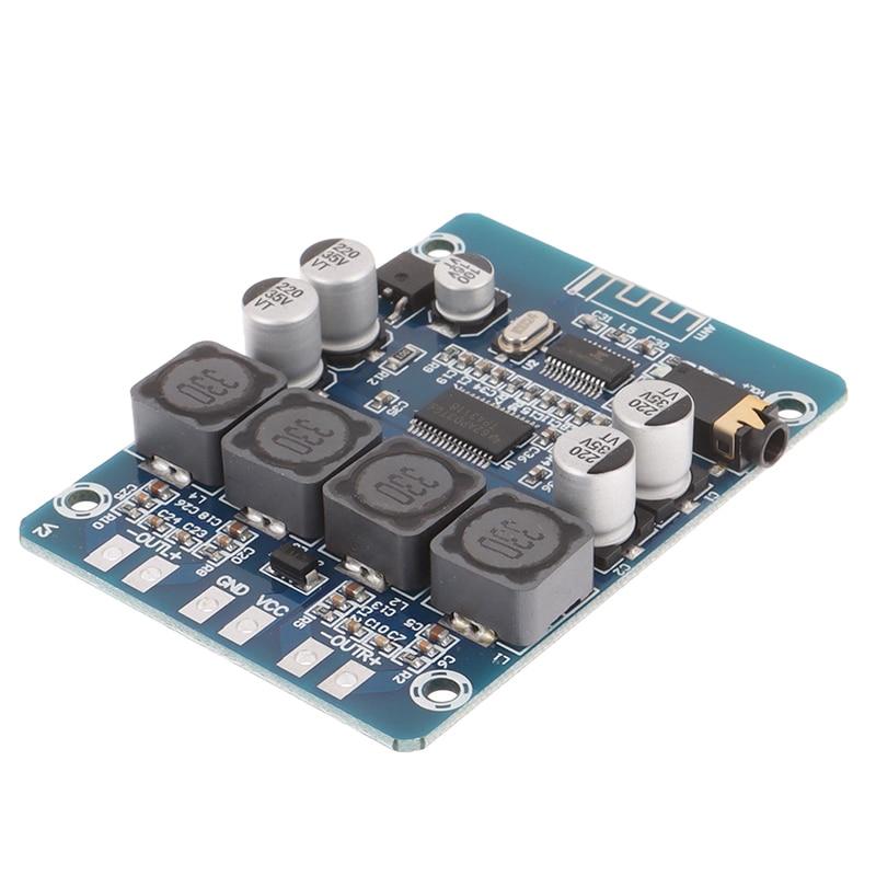 TPA3118-placa amplificadora de potencia con Bluetooth, Amplificador de Audio estéreo, 12 ~...