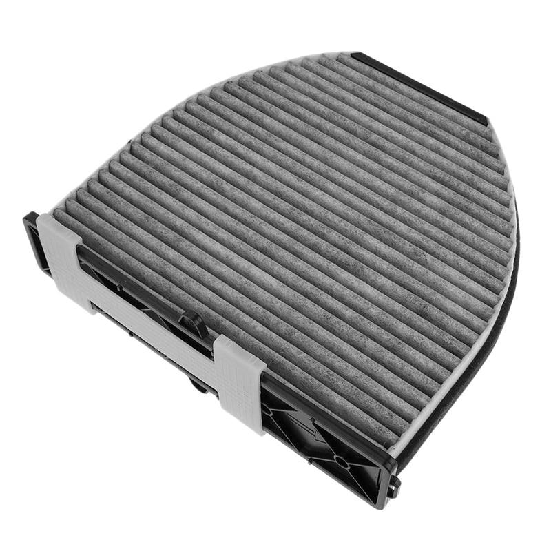 Nuevo filtro de ajuste del aire de la cabina para mercedes-benz C CL CLS E GLK SL-Class A2128300318