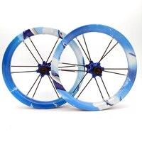 Ultra Light 12 inches 84 94mm Children Slide Bike Wheel Custom Balance Cycling Wheel Colour Child Bicycle Whee