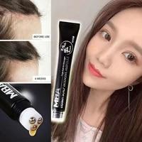 hair line growth serum derma scalp ampoule roll essence loss hair triple regrow hair fast massager