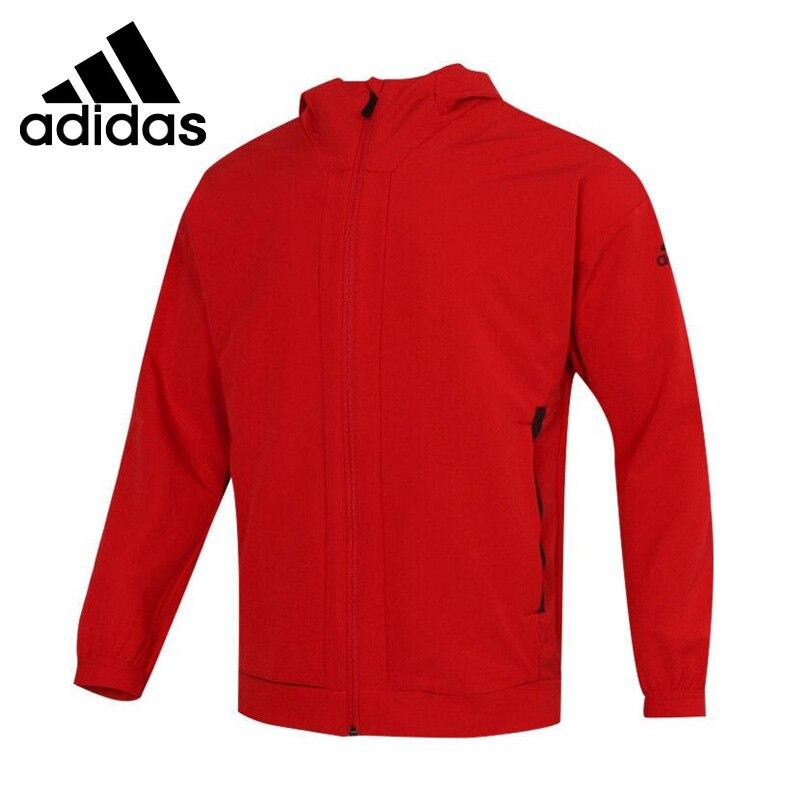 Original New Arrival  Adidas SOFTSH JACKET Men's Jacket Hooded  Sportswear