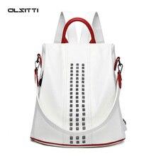 OLSITTI Large Capacity Fashion Travel Backpacks for Women 2021 New Women Backpack High Quality Casua