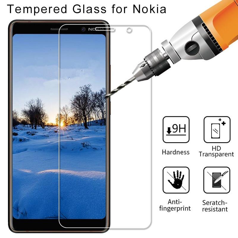 9H HD vidrio templado para Nokia Lumia 630, 635, 640, 950 Protector...