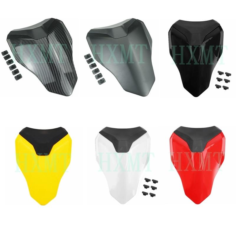 غطاء المقعد الخلفي للدراجات النارية ، لـ Ducati 1098 ، 848 ، 1198 ، 2006 ، 2007 ، 2008 ، 2009 ، انسيابية