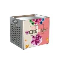 fried ice machine commercial mini small smoothie machine fried yogurt ice cream and fruit frying machine