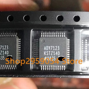 ADV7123KST140 ADV7123 QFP48 10PCS