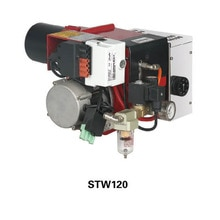 Bairan burner STW120-P Waste oil burner