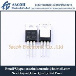 Frete grátis 10 pçs irf4905pbf irf4905 ou irf4905l f4905l to-220 74a 55v p-channel potência mosfet transistor