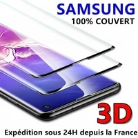 integral glass protection ecran for samsung 3d tempered glass note 9 10 s8 s9 plus s10