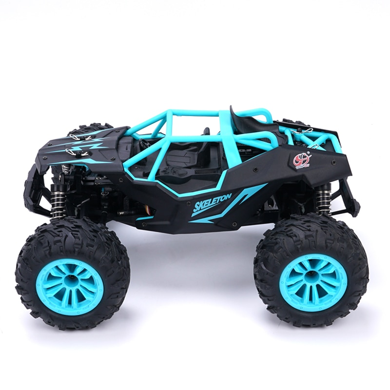 Electric Toy Gifts for Kids Boys RC offRoad Vehicle 36km/h High Speed Remote Control Car 4WD 2.4G 1:14 RC Climbing Cars Toys enlarge