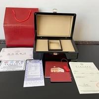 premium wooden watch box single gird holder with removable cushion showcase jewelr box noob
