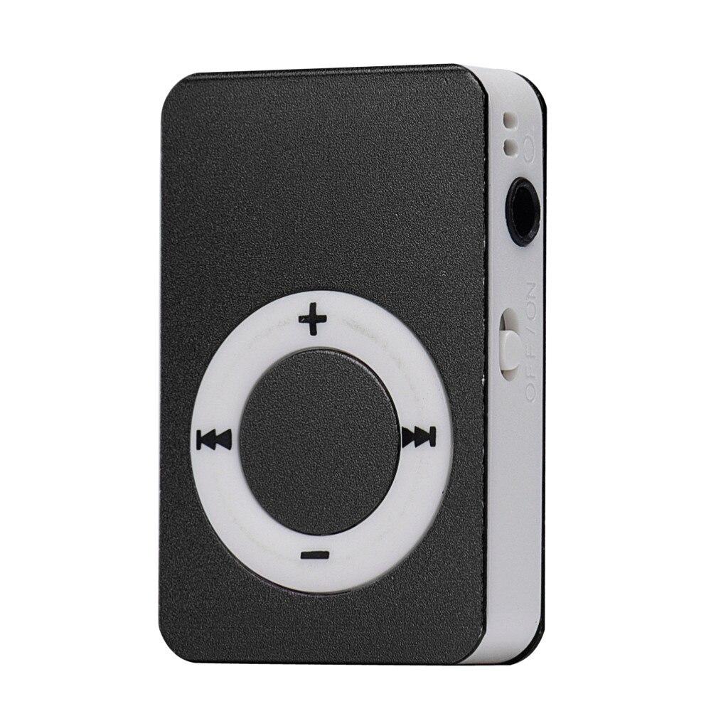 2019 stilvolle design Aluminium legierung Tragbare USB Digital Mini Mp3 Musik-Player Unterstützung 8GB Micro SD/TF Karte # T2