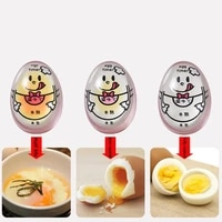 creative egg timer halfsemifully boiled egg timer color changing tool resin egg timer kitchen heat resistant perfect t3o7