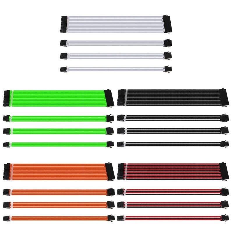 Kit de Cable de extensión básico de A-TX, fuente de alimentación de...