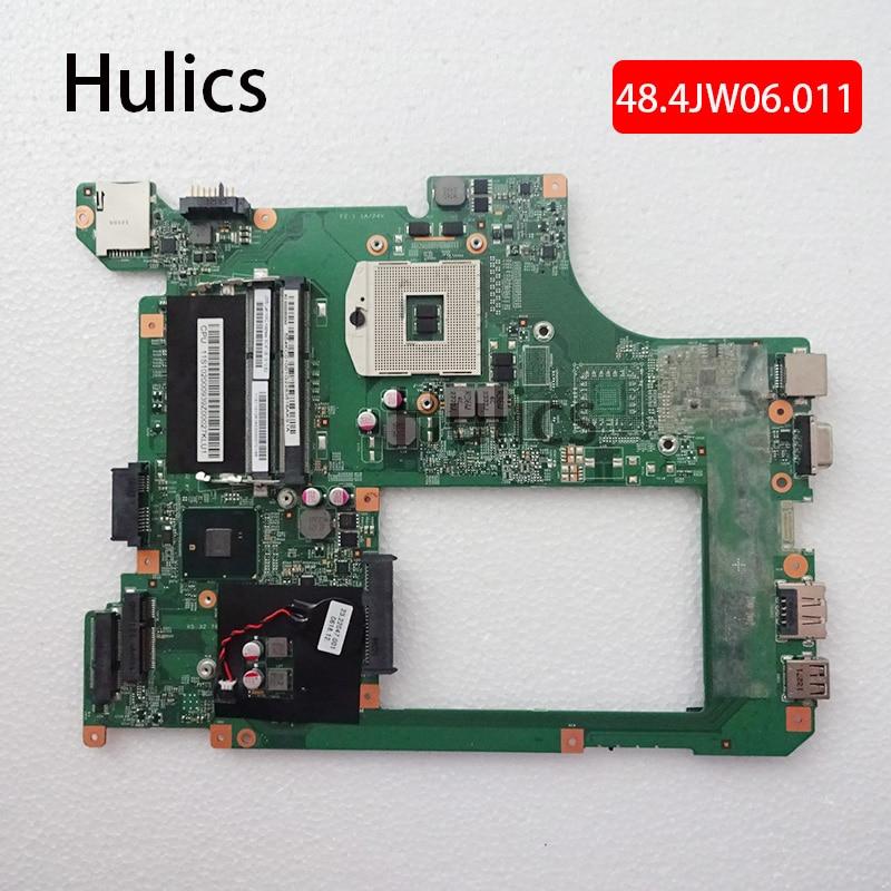 Placa base para ordenador portátil Hulics Original 10203-1 LA56 MB 48.4JW06.011 para Lenovo B560