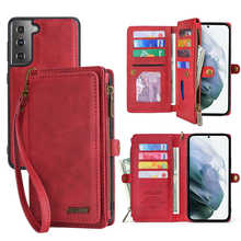 Wallet PU Leather Phone Case For Samsung Galaxy M31 S8 S9 S10 S20 S21 Plus Note20Ultra A20E A21S A40 A50 A51 A70 A71 S21FE