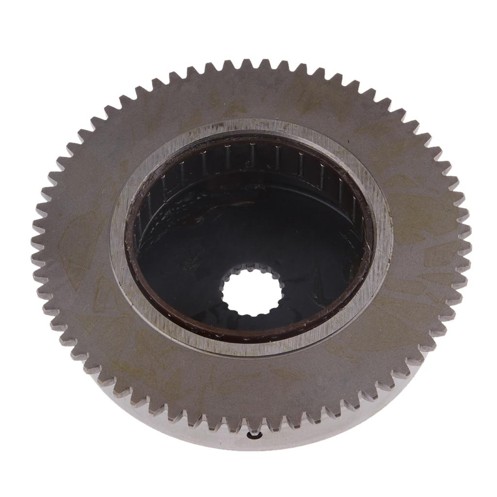 Motorcycle Engine parts Engine Starter Clutch Plate For Yamaha  JOG90 Scooter ATV
