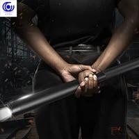 baseball bat led flashlight 450 lumens super bright baton torch for emergency and self defense torch light lamp