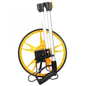 Механический диапазон измерения колеса 9999ft 10 см точность Расстояние Измерительный ролик