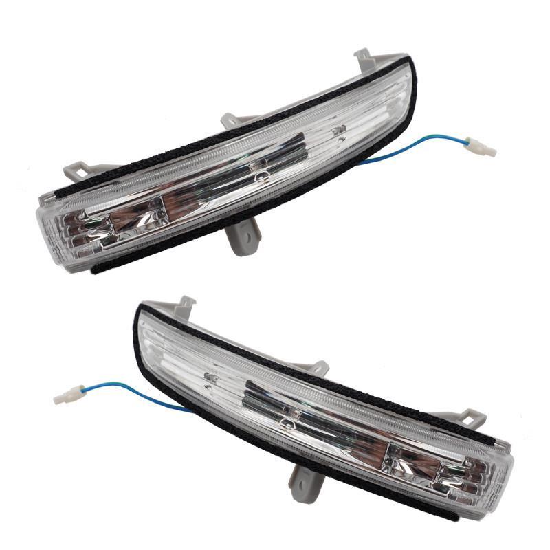 LED ديناميكية الجانب مرآة بدوره مصباح إشارة مرآة جانبية متتابعة مؤشر ضوء لنيسان Teana ALTIMA J32 2008-2012