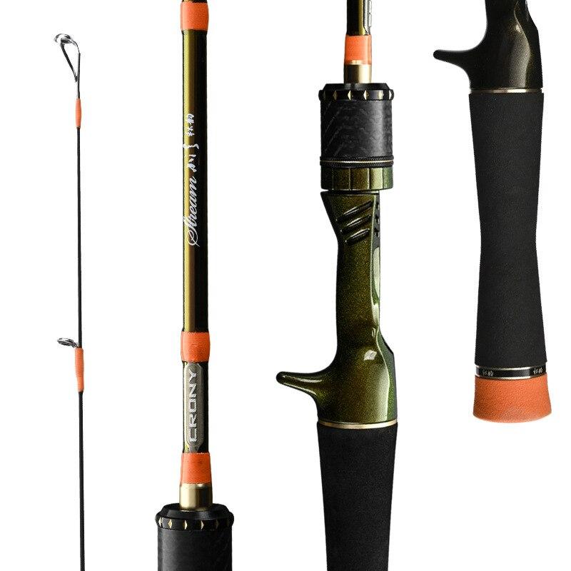 UL L Super Soft Adjustable Pole Ultra Light Boat Lure Fishing Jigging Rod Carp Squid Fish Tackle 1.8 1.68M Casting Spinning Rod enlarge