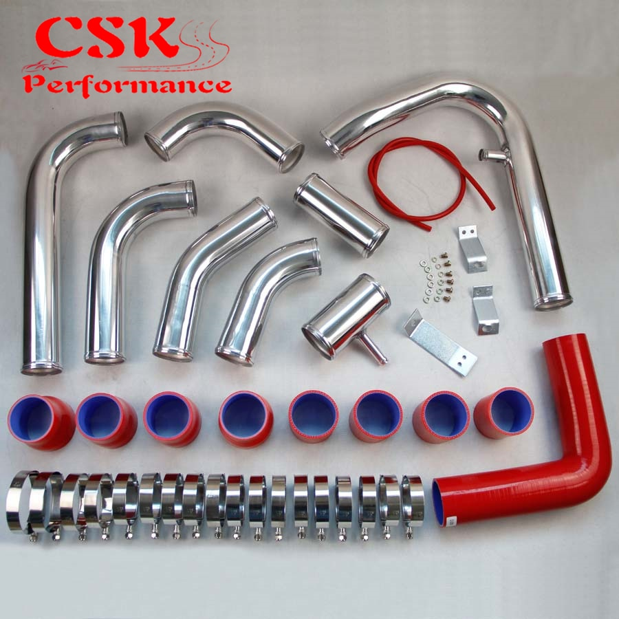 Nuevo kit de tubería Intercooler para Toyota Celica 2,0 Turbo GT4 ST185/ST205 azul/negro/rojo