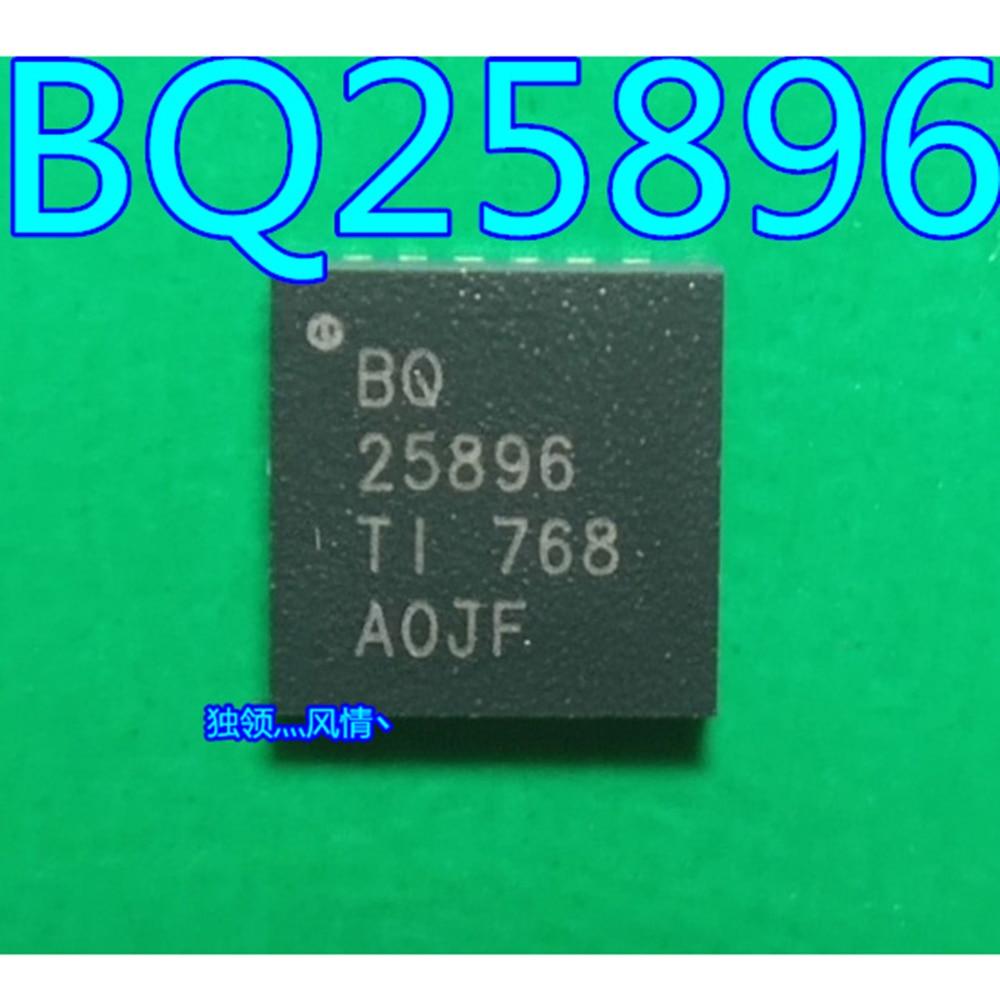 10 Stks/partij BQ25896 BQ25896RTWR WQFN-24 100% Originele Merk Nieuwe