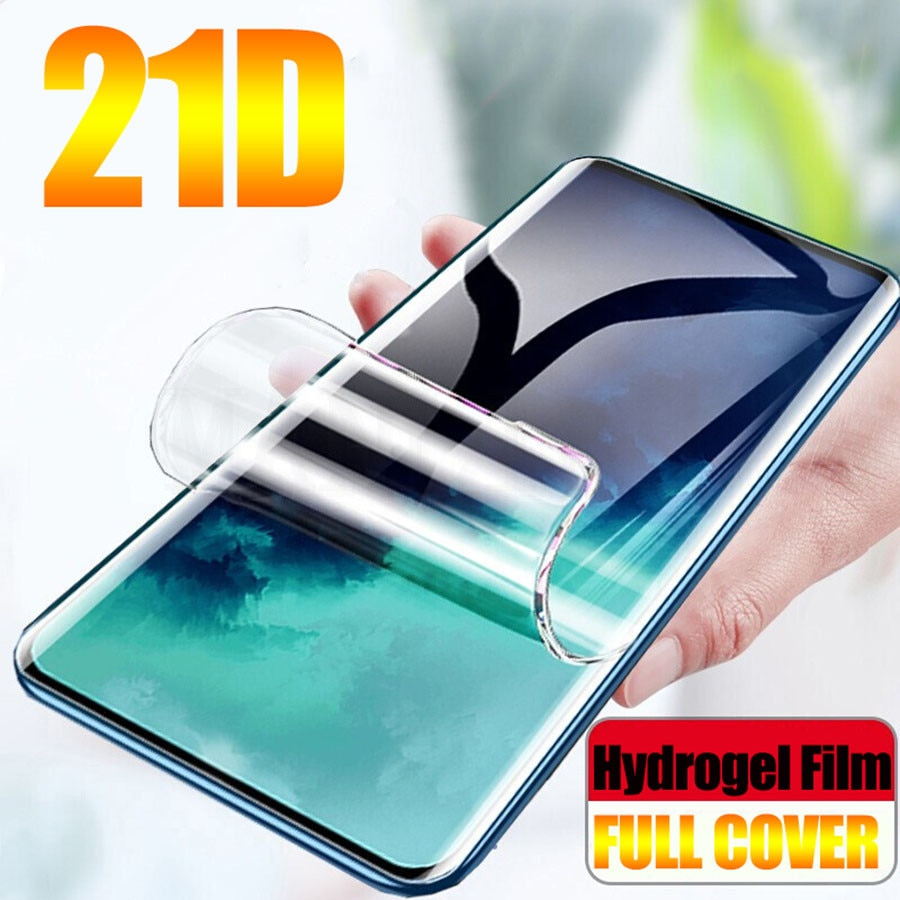 9H Premium Hydrogel Film For Meizu M6 M5 M3 M3S Note Meizu M6S M6T M5S M5C Screen Protector Protecti
