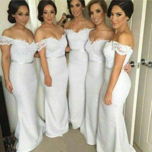 Formal Evening Dresses 2020 Ever Pretty New Mermaid v Neck Short Sleeve...