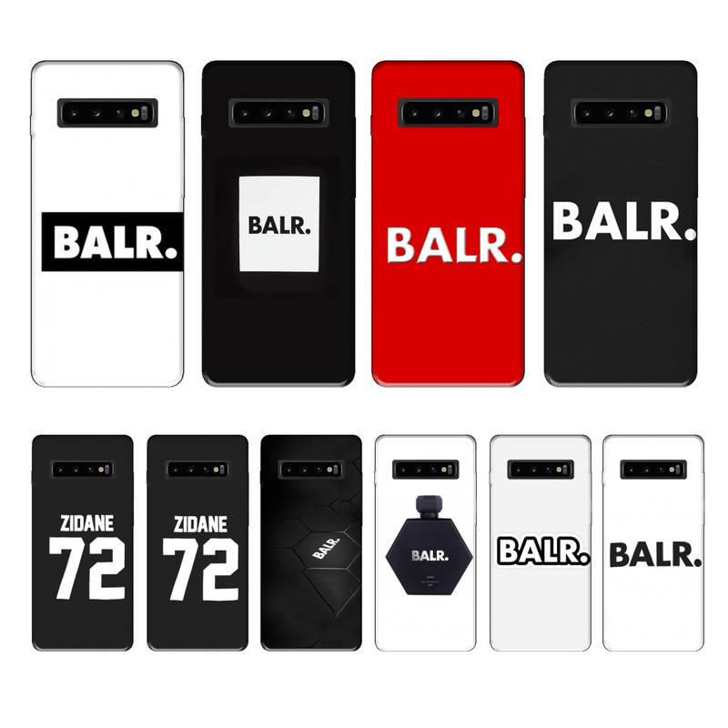 BALR caso coque fundas estuche para samsung galaxy A10 A20 A30S A40 A50 A51 A70 A71 Nota 8 9 10 cubierta de los casos
