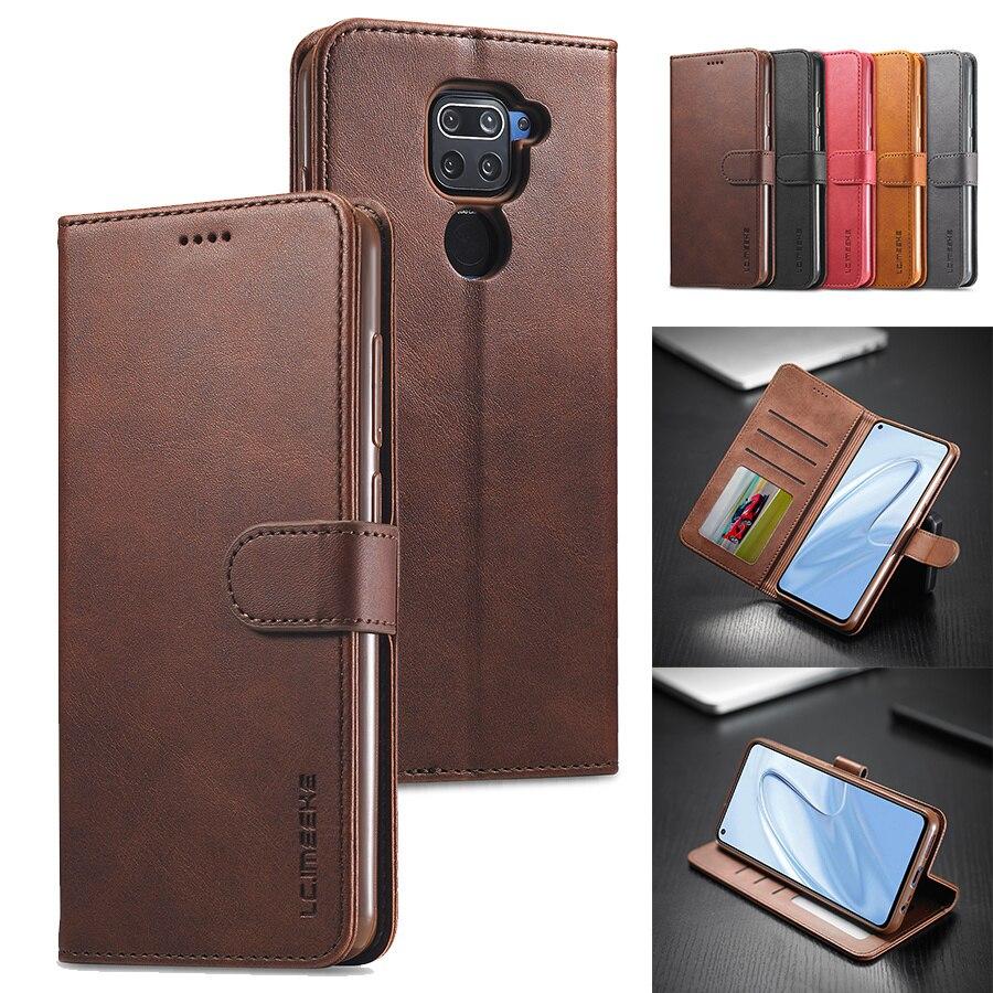 Кожаный чехол-книжка Redmi 9 для Xiaomi Redmi 8a 7a 6a K20 Note 9 9s 7 6 5 Pro Max, чехол-Бумажник для телефона Xiomi Mi Redmi Note 8 8t