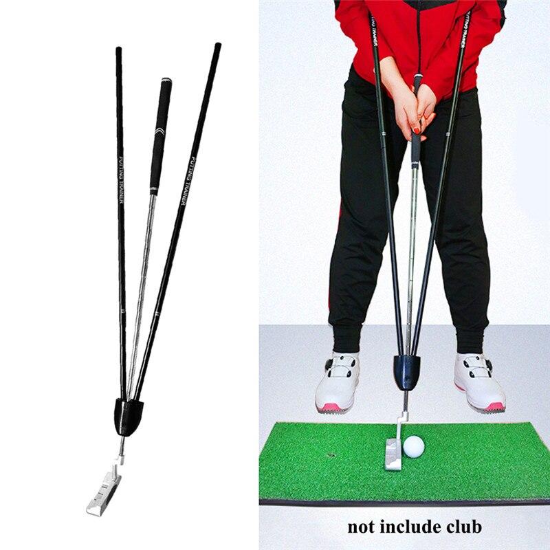 Novo golf putting assistente de golfe colocando assistente de direção prática barra 2020