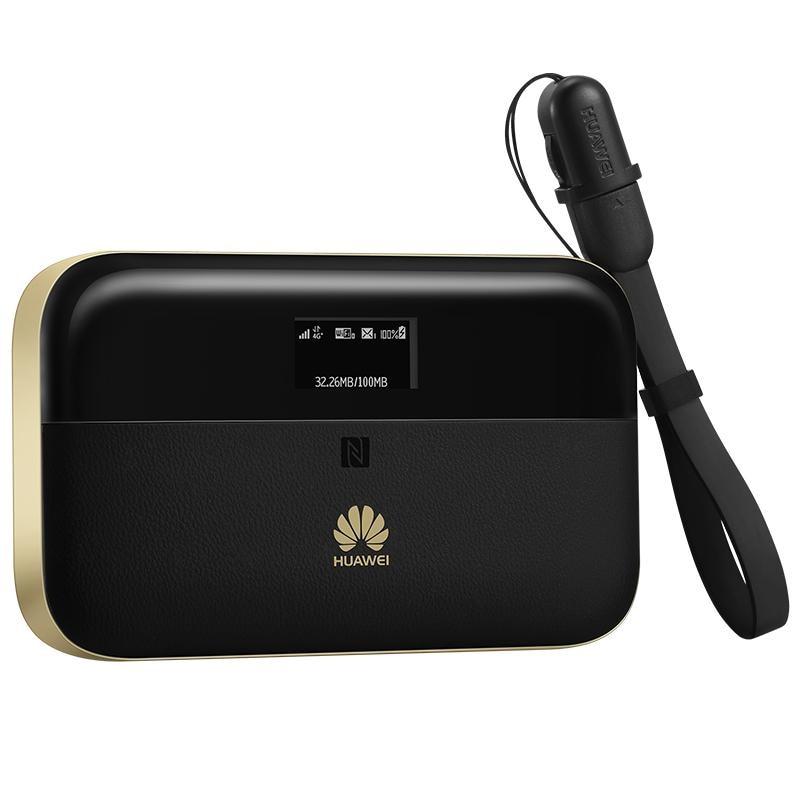 Apoyo de Hotspot WiFi móvil HUAWEI WiFi 2 Pro E5885LS-93A E5885 300Mbps 4G LTE dorigine B1/B2/B3/B4/B5/B7/B8/B20