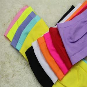 Hot Selling Tube Top Strapless Bra And Undershirt Seamless Anti-Exposure Ultra-Short Wrap-Around Underwear