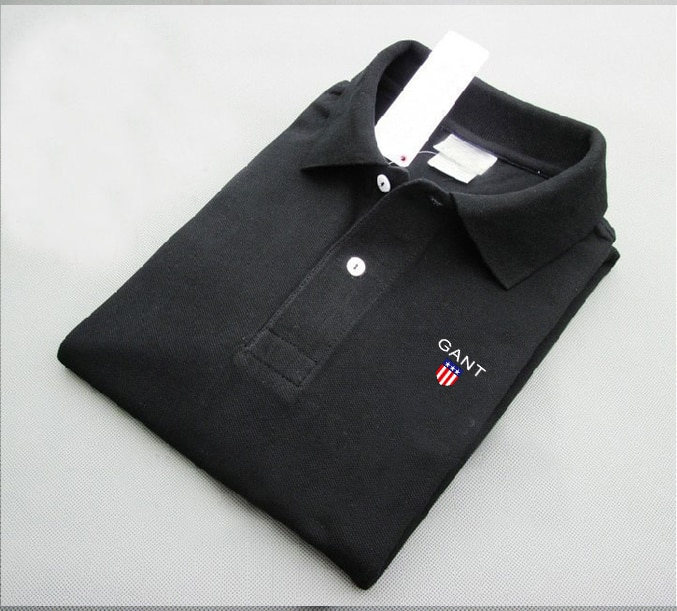 Brand New Men's Polo Shirt High Quality Men Cotton Short Sleeve Shirt Brands Jerseys Summer Mens Pol