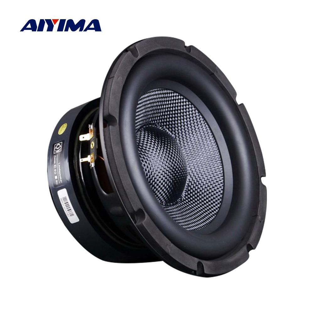 AIYIMA-Altavoz Subwoofer de 400W y 8 pulgadas, dispositivo de Audio PARA Karaoke,...