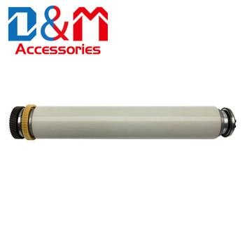 1Pcs Long life Upper fuser roller with gear 604K67480 for Xerox DC4110 4112 900 1100 4127 4112 4595 Fuser Heat Roller Kit
