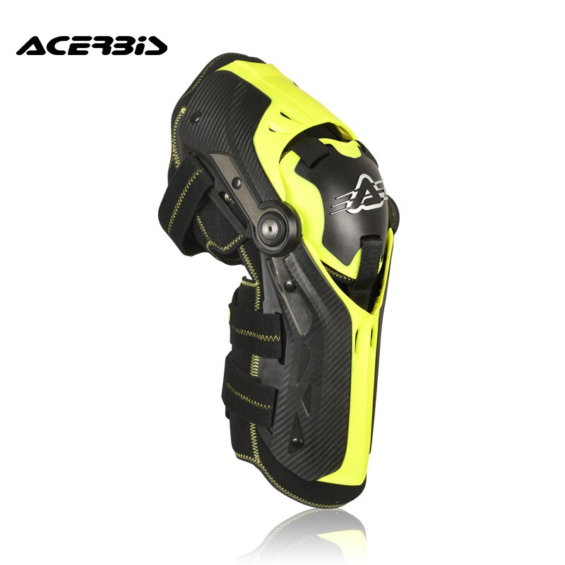 Italy Acerbis Asibis Cross-country Motorcycle Riding Knee Pads Mechanical Legs Movable Shaft Anti-fall Protective Leg